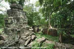 Peace of Angkor photo adventure tours siem reap cambodia banteay chhmar remote temple tour