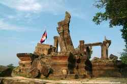 Peace of Angkor photo adventure tours siem reap cambodia preah vihear mountain temple